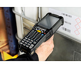 Logistics, Barcode, Scanning, Scanners