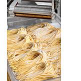 Spaghetti, Bundles, Dough, Manufacturing