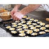 Pastries, Baking, Baker, Manufacturing