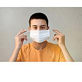 Teenager, Pandemic