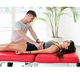 Massage, Osteopathy