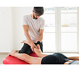 Lower Leg, Massage, Physical Therapy, Osteopathy