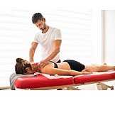 Patient, Massage, Physical Therapy