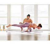 Balance, Yoga, Personal Trainer