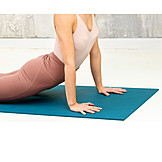 Yoga, Cobra, Asana