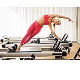 Stretching, Pilates