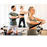 Fitness, Pilates, Workout