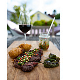 Steak, Barbecue