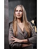 Woman, Business Woman, Portrait