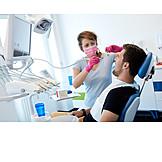 Patient, Treatment, Dentist, Dentist