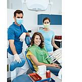 Patient, Dentist, Dentistry