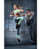 Fitness, Sports Training, Workout