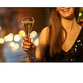 Champagne, New Years Eve, Festive, Cheers
