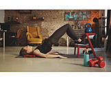 Fitness, Sports Training, Human Spine, Workout, Flexibility