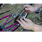 Bicycle, Repair