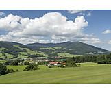 Berchtesgadener Land, Meadow