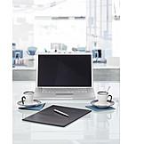 Office, Laptop, Desk, Workplace