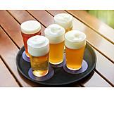 Gastronomy, Beer, Beer Garden