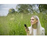 Mobile Communication, Nature, Smart Phone