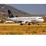 Airplane, Aegean Airlines