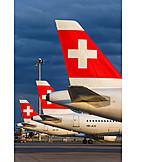 Airplane, Swiss