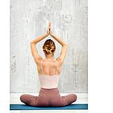 Yoga, Prayer, Asana