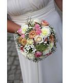Marriage, Bridal Bouquet