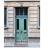 House, Front Door