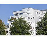 House, Tenement Block, Apartment